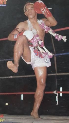hippy singmanee muay thai fighter golden era legend